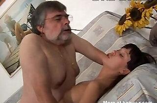 Italian dad fucks young daughter - 15:28