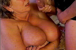 Crazy old mom fucked very hard sex - 5:51