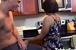Big Cock Dude Helps Little Stepsis - 8:21