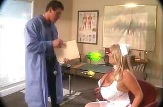 Kimberly Kupps as nympho nurse - 26:33