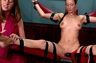 Worshiped, Tickled and Forced to Cum - 10:38