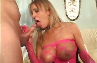 big tits brunette babe - 25:52