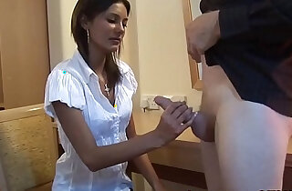 CFNM amateur cocksucking firsttime on camera - 7:27