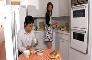 mitsudomoe intercourse with horny mom son and mistress - 51:39