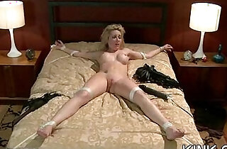 Adulteress blackmailed and dominated in bondage - 5:49
