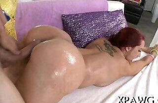 Gentle oral job stimulation and sexy scene - 5:56