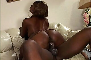 Nyeema Knoxxx Wants Some With The BBC - 22:06