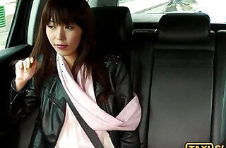 Asian Marica sucks on a cock and drilled with pervert driver - 5:39