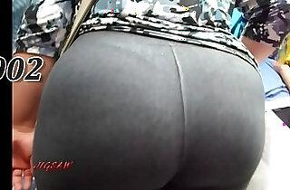 Candid Booty Rabuda Bunduda Bucetona Butt Voyeur Culona Pawg BBW - 3:26