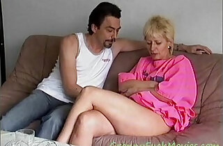 Hard deep anal pounding granny Mathilde - 3:03
