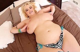 Blondes jugs cum covered - 6:14