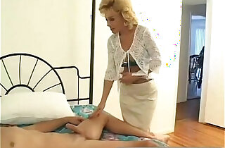 Older Aunty Loves to Suck my Big Cock - 29:19
