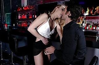 Sadie Blair amazing sex in the bar - 7:24