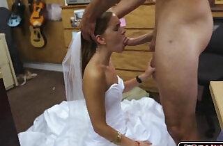 Sweet hot babe Abby sucking hard - 7:03