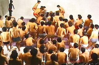 Bukkake festival Japanese bukkake - 12:31