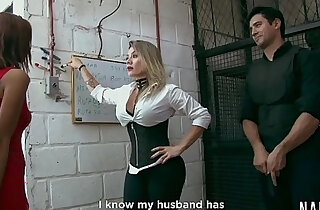 NARCOS X Gangsters fuck Colombian chicks then facialize and cum on their tits - 10:37