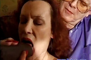 British Mature Yvonne with cocks fucking - 19:54