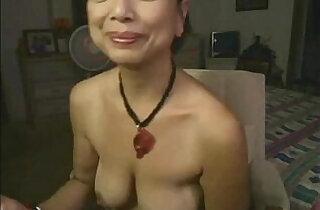 Asian masturbates on webcam - 20:41