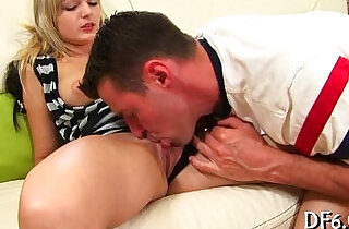 Oral job and virginity - 5:02