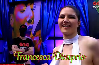 Francesca Dicaprio Pissed on and fucked deep and hard - 13:27