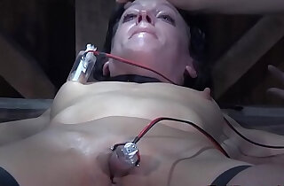 Bounded bdsm sub throated and toyed - 8:10