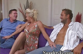 Hot Mature Shared By Hubby - 5:57