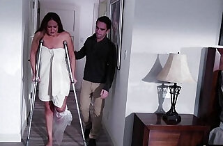 Busty milf screwed by her horny stepson - 6:29