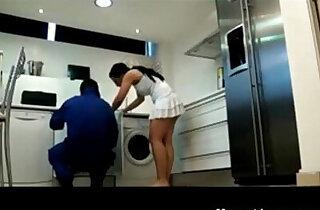 Fun with the plumber - 38:16