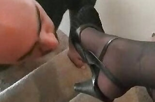 Arch Goddess Nylon Foot Worship - 6:21