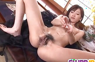 Kanon Hanai fucked in the ass and made to swallow - 11:38
