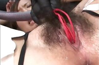 Japanese Bondage Sex Extreme BDSM Punishment of Ayumi Pt. - 5:19