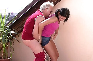Cheating girlfriend sucks and riding a hard cock - 7:19