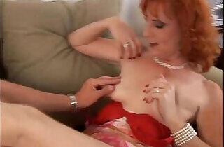 Sexy mature red head loves fuck - 21:47