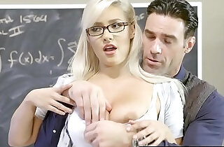 Big Tits at School Math Can Be Stimulating scene starring Kylie Page and Charles Dera - 8:24
