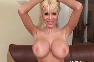 ultra blonde girl with big curvy huge melons gets - 31:31