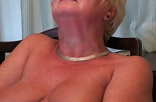 British and curvy grandma Sandie - 15:19