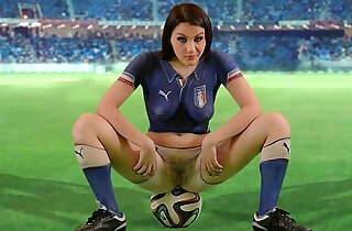 Sexi Italian Babe World Cup - 6:06