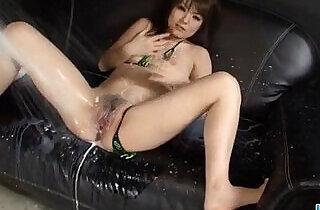 Japanese hardcore along obedient milf Huwari - 10:37
