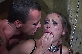 Mandy bright chained and double penetrated in her cunt - 31:23