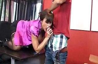Teen Pornstar Lisa Ann The Adult School Teacher - 16:29