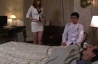 Araki Hitomi busty amateur blonde milf craves for a hard fuck - 13:30