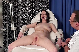 Emilys extreme needles and gagged medical piercing pussy pain - 3:22