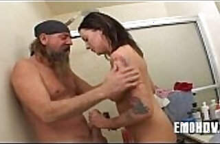 Emo goth slut - 6:15
