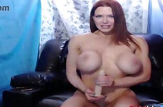 Red celeb pornstar with tits Kylee Nash - 7:03